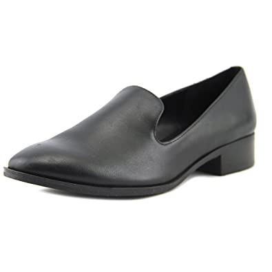 Marc Fisher Womens Traycee Round Toe Classic Pumps Black Leather Size 6.5