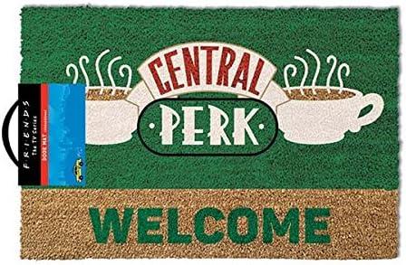 Todo para el streamer: Friends - Felpudo oficial modelo Central Perk