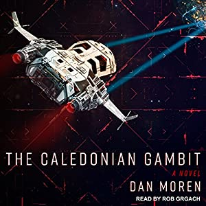 The Caledonian Gambit Audiobook
