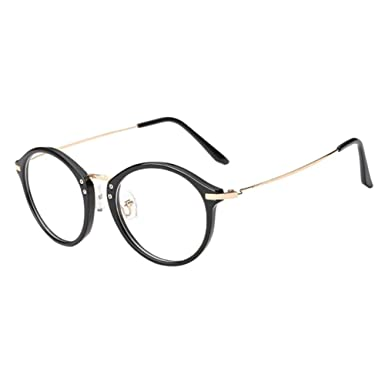 b9db9156427 Haodasi Women Men Cat Eye TR90 Lightweigth Nearsighted Short Sight Glasses  Myopia Eyeglass CR-39 Resin Lenses -1.0~-6.0 (These are not reading glasses)   ...
