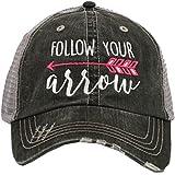 Katydid Follow Your Arrow Women's Trucker Hat