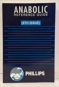 anabolic reference guide 2011