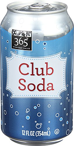 Club Soda Drink (365 Everyday Value, Club Soda, 12 Fl Oz, 6 Count)