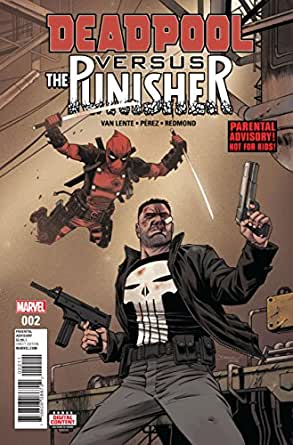 Deadpool vs. The Punisher (2017) #2 VF/NM