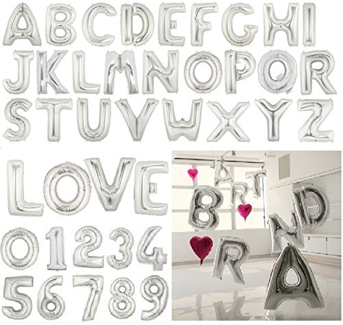 C Spin Alphabet Balloons Megaloon Floating product image