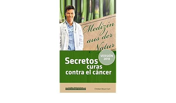 Amazon.com: Secretos curas contra el cáncer: 70 terapias ...