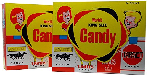 Yankee Traders World Candy Cigarettes Stick, 3