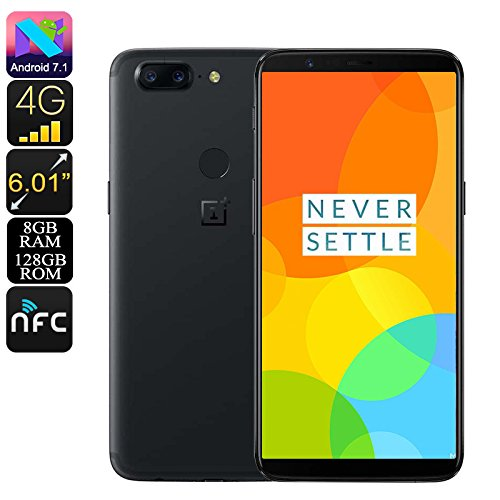 generic oneplus 5t smartphone snapdragon 835 8gb ram 20mp camera 6 inch 2k display. Black Bedroom Furniture Sets. Home Design Ideas