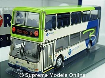 East Lancs 8 Moor Nook Preston Bus Corgi OM42521B Dennis Trident
