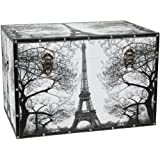 Oriental Furniture Paris Storage Trunk