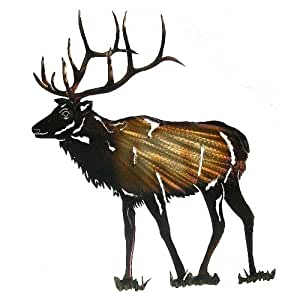 Next Innovations WA3DMElk Elk Refraxions 3D Wall Art, Medium