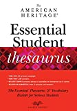 #10: The American Heritage Essential Student Thesaurus