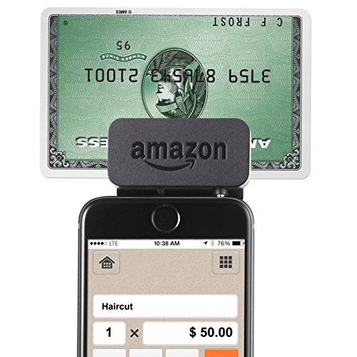 Amazon Register Card Reader (Discontinued)