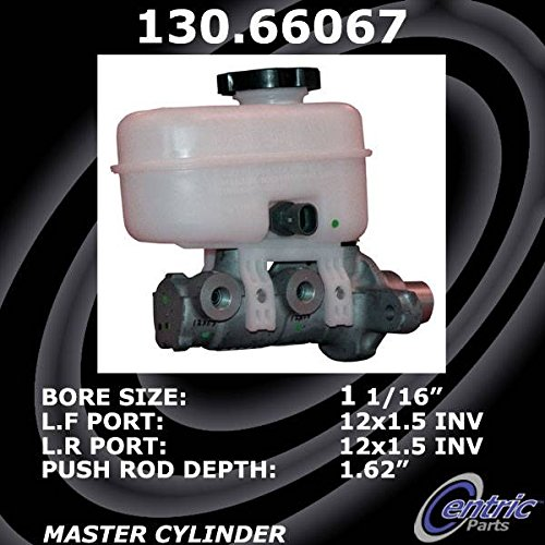 130.66067 Brake Master Cylinder Centric