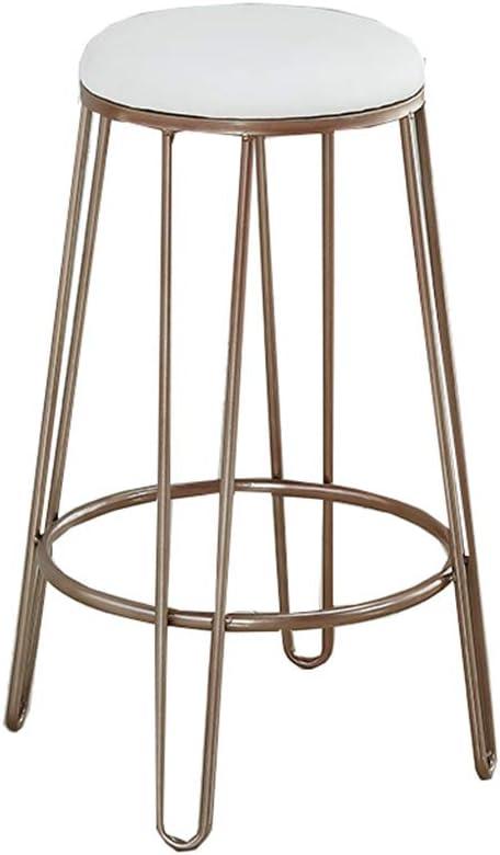 LAXF-taburetes altos cocina sillón Taburete Alto Simple Europeo ...