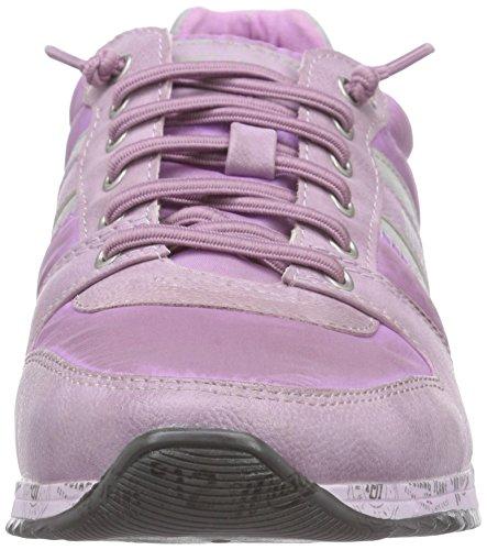 Mustang Damen 1226-401 Sneaker Violett (877 flieder)