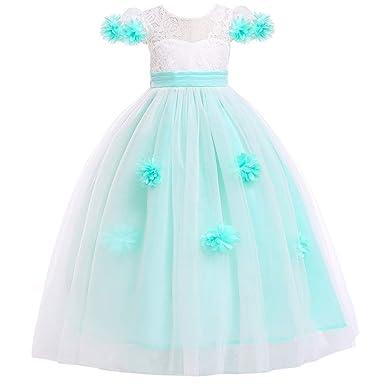 MokaHW Vestido Vestido Falda Navidad Princesa Vestido de Princesa ...