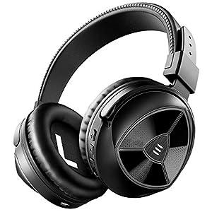 EKSA Bluetooth Headphones Over Ear Wireless Bass UP Mode Deep Bass Hi-fi Stereo Sound 24 Hrs Playtime with Bluetooth 5.0…