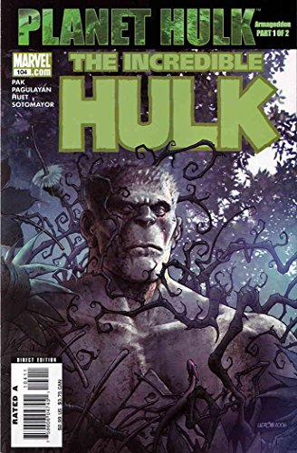 Incredible Hulk, The (2nd Series) #104 VF/NM ; Marvel comic ()