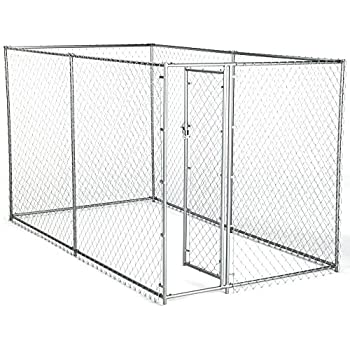 Dog Kennel  roof kit  fits  5x10 chain link kennel