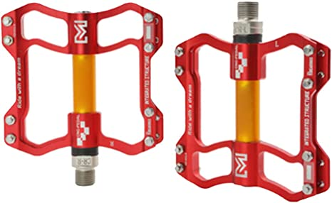 Pedales Plataforma MTB,Pedales MTB Bicicleta Aleación de Aluminio ...