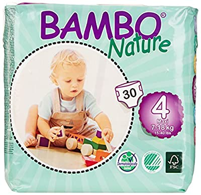 Bambo Nature Premium Baby Diapers, Newborn