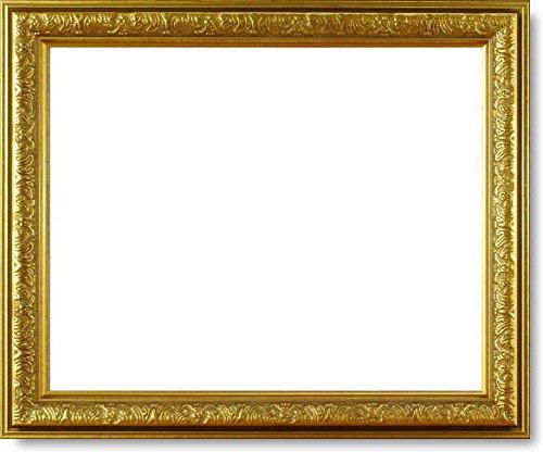 デッサン額縁 シャイン/ゴールド B2サイズ(728×515mm) アクリル 【シャイン/金/B2/アク】 B01EQPHLF6