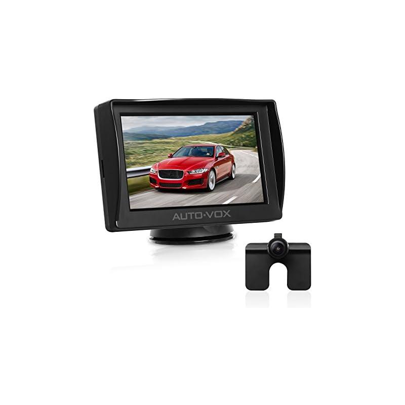 "Auto-Vox M1 4.3"" TFT LCD Backup Camera K"