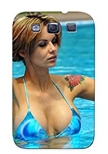 Shock-dirt Proof Jessica Jane Case Cover For Galaxy S3