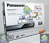 Panasonic DMP-BD270 multizone Blu Ray ABC and all region DVD 012345678 player with built-in wifi - 100-240V 50/60Hz worldwide voltage.