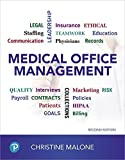 For courses in medical clerical and administrative medical assisting.   The authoritative guide to the skills and issues of medical office management   Medical Office Management  explores the skills needed to manage a medical office and the issue...