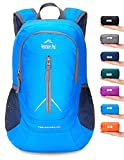 Venture Pal 25L - Durable Packable Lightweight Travel Hiking Backpack Daypack Small Bag for Men Women (Blue)