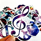 56 Pcs Car Laptop Decal Stickers,Stickers Pack for
