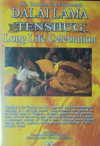 Dalai Lama, Tenshug Long Life Celebration, DVD