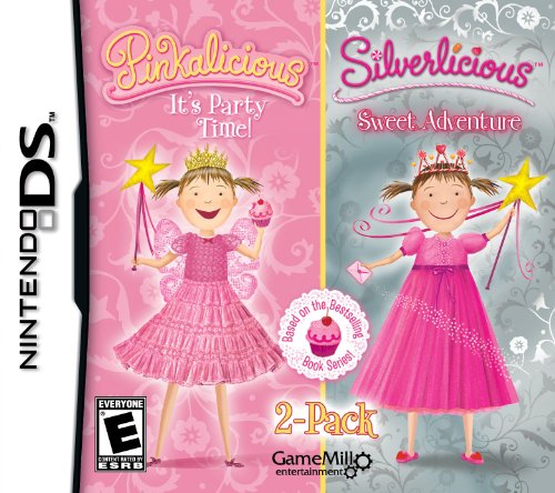 Pinkalicious: It's Party Time / Silverlicious: Sweet Adventure by Game Mill