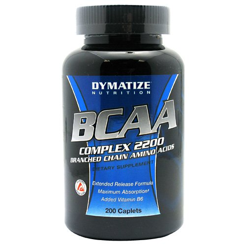 Dymatize Nutrition Bcaa Complex 2200 200 Cplts