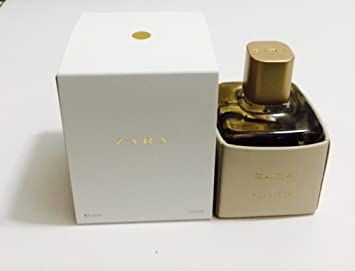 Amazoncom Zara Woman Eau De Parfum Vanilla 100ml34 Oz Beauty