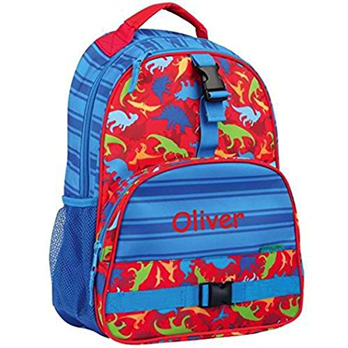 Personalized Trendsetter Backpack (Dinosaur)