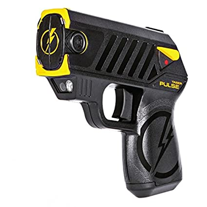 Pulse Taser With  Cartridges Led Laser With  Cartridges Holster And Target