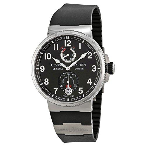 Ulysse-Nardin-Marine-Black-Dial-Automatic-Mens-Watch-1183-126-3-62