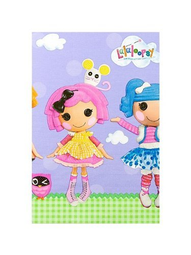 Lalaloopsy Paper Tablecover, Health Care Stuffs