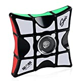 Toys : D-FantiX Fidget Spinner Cube, 1x3x3 Floppy Cube Puzzle Spinner Anti-anxiety Fidget Toys for Kids Audlts