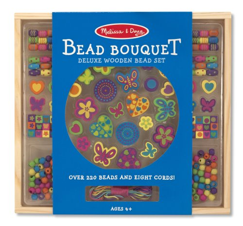 Melissa and Doug Bead Bouquet, Baby & Kids Zone