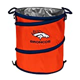 Logo Brands Nfl Denver Broncos 3-in-1 Cooler