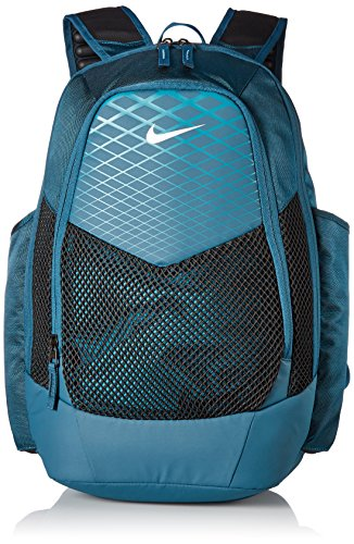 Nike Men's Vapor Power Training Backpack (MISC, Space Blue/Blustery/Metallic Silver)
