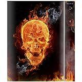 Skull Fire Battleskin for PS3