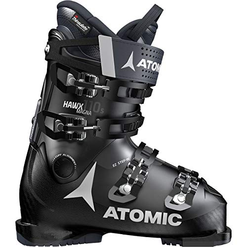 Atomic HAWX Magna 110 S Ski Boot - Men's Black/Dark Blue, 26.5