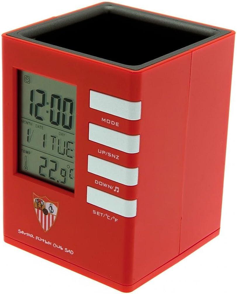 Reloj - Sevilla FC - para - 3302060: Amazon.es: Relojes