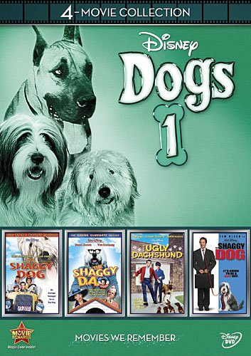 Disney 4-Movie Collection: Dogs 1 (Shagg - Multiple Dachshund Shopping Results