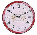 Roger Lascelles Grandfather Clock, Dial Design, 14.2-Inch